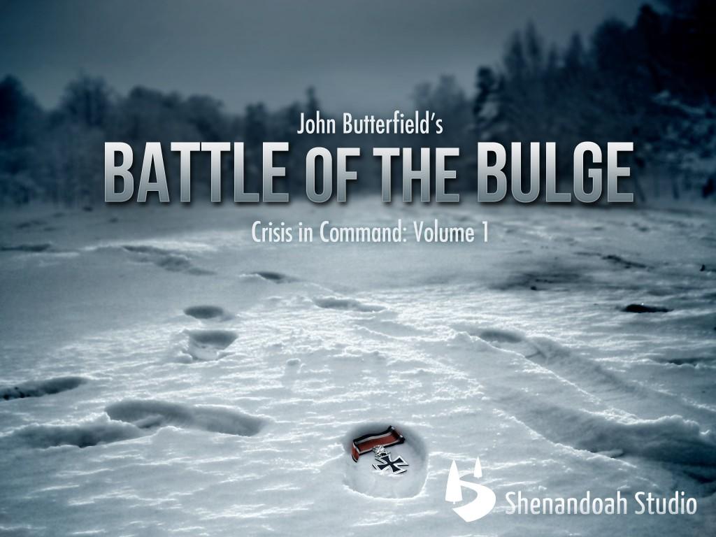 Battle of the Bulge Splash Screen