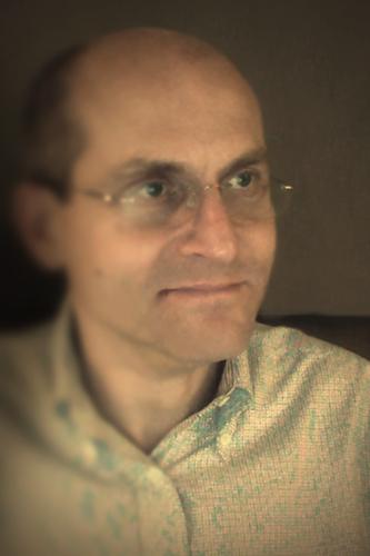 Nick Karps portrait