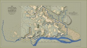 Shiloh Map Unfinished