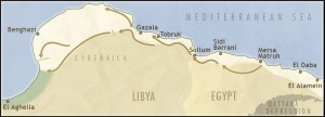 El Alamein Historical map a2_Compass