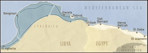 El Alamein Historical Map a3_Rommels_First
