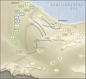 El Alamein Historical map b_Ruweisat_Ridge