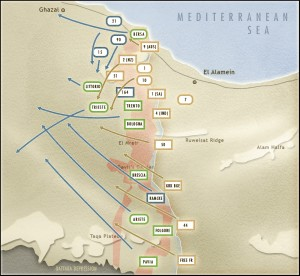 El Alamein Historical map e_2nd_Alamein_Supercharge