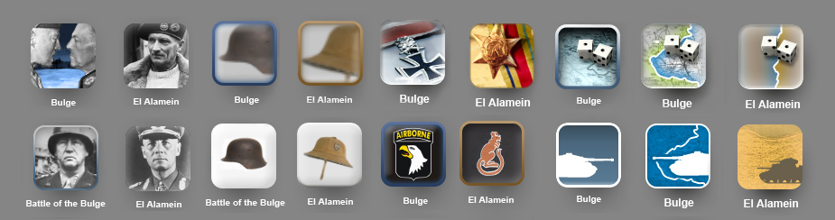 small_sample of icon options