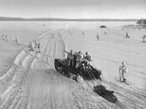 Soviet_Offensive_Moscow_December_1941 - Drive on Moscow